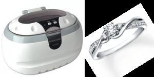 best ultrasonic rings cleaner
